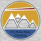I've Never Been Climbing by Evan Johnson