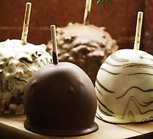 Chocolate Apples by Paulette1021