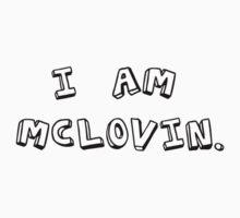 I am Mclovin by Amor Nataliaamor