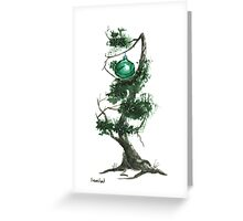 Little Tree 82 Greeting Card