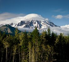 Mt. Rainier1 by Steve Biederman