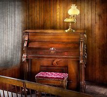 Organist - A vital organ by Mike  Savad