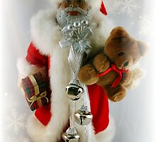 Santa  by Mattie Bryant