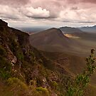 """Majestic Stirling Ranges"" by Heather Thorning"