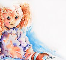 Raggedy Rosie... by Stephie Butler