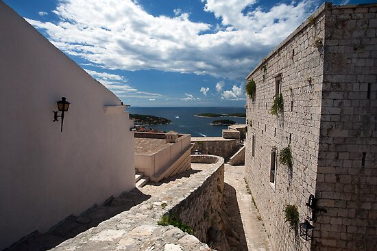 Overlooking Hvar - Excursion from MedILS by MedILS