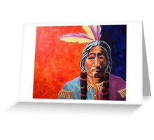 Native Color's #2 Greeting Card