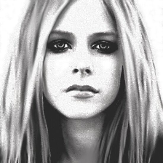 Avril Lavigne  by Chris-Cox