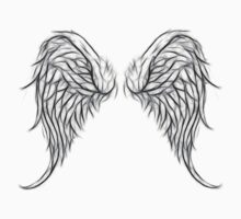 Wings (back design) by Jen Millard
