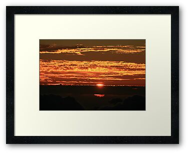 Sunrise on Haleakala by Jen Hendricks
