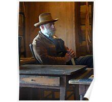 Appalachian Gentleman Poster