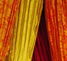 Silk Laterns by Janie. D