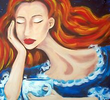 Contemplation by Ira Mitchell-Kirk