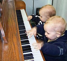 Musical Prodigies by rocamiadesign