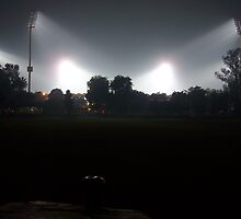Flood Lights by Atif Hussain