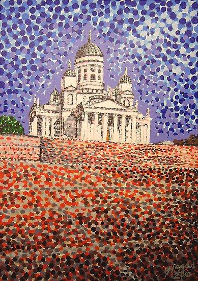 Helsinki Cathedral by Alan Hogan