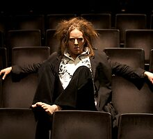 Tim Minchin  by Lucy Johnston
