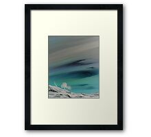 Eye on the Lonely Framed Print