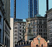 Old Statehouse Revisited by djphoto