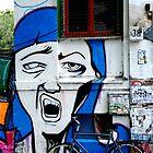 Blue by Maya Hiort Petersen