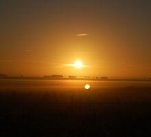 God's Hand Holds the Sun by Howard Lorenz