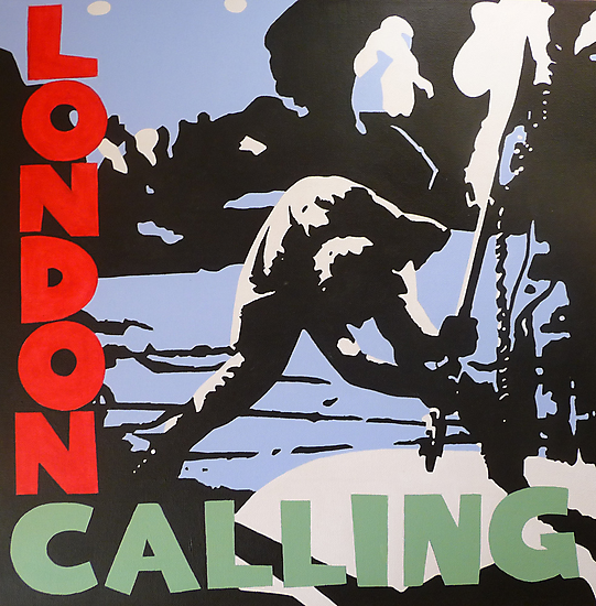 London Calling by idgoodall