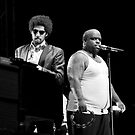 Gnarls Barkley  by Jevon Feinblatt