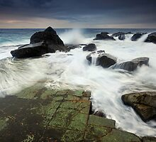 Forresters Beach Dawn by Bill Owens