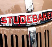 Studebaker Grill by Frank Bibbins