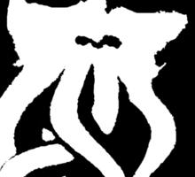 Chethulhu Sticker
