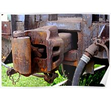 Rusty Coupler Poster