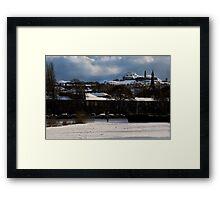 Edinburgh City Framed Print