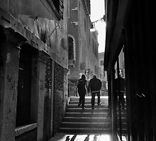A Stroll in Venice by Georgie Hart