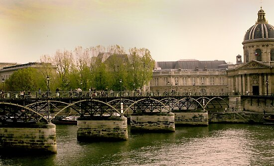Seine of Old by DaniSpinks