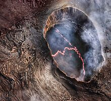 Molten Earth by Scott Carr