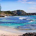 The Basin Rottnest Island by lucynab