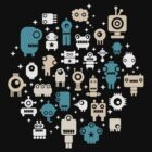 Robots. by Ekaterina Panova