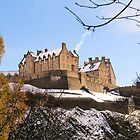 Edinburgh Castle by Dan Lewry