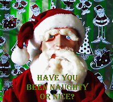 Hugo Christmas-- Naughty or Nice? by Margaret Bryant