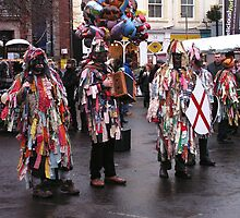 The Knaresborough Mummers by Kat Simmons