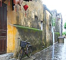 Hoi An Alley by Kristi Robertson