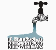 WikiLeaks support by Viktor Gidlöf