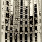 Reflections In Manhattan by JessPeterson