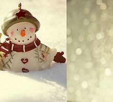 Frosty the snowman by ©Maria Medeiros