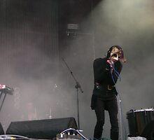 Chris Corner - IAMX - Live at Stare Misto festival - 2010 by Nina Zhiltsova