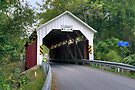 The Horsham Covered Bridge by Gene Walls