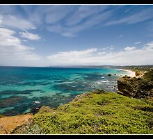 Great Ocean Road drive from Melbourne to 12 Apostles by Venkatesh Babu