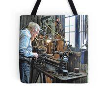 Hercus Lathe Tote Bag