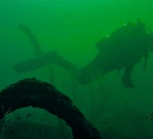 Bow Down Diver. by NICK COBURN PHILLIPS
