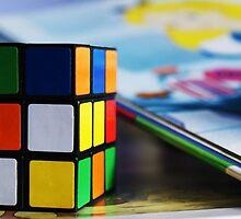 Rubix Cube by Emily  Redfern